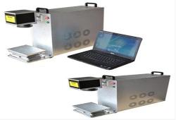 Оптоволоконная маркировочная лазерная машина BML 10 F