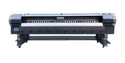 Широкоформатный сольвентный принтер C8