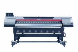 Широкоформатный экосольвентный принтер STJET 1701 ( 1,6 метра )