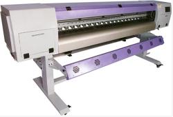 Широкоформатный эко-сольвентный принтер BJ8200S