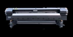 Широкоформатный сольвентный принтер C4