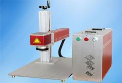 Оптоволоконная маркировочная лазерная машина KT-LF 20