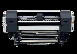 Широкоформатный рулонный УФ принтер RUV 1804