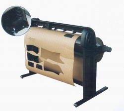 Плоттеры для резки лекал из бумаги   SG-1350P и  SG-1750P