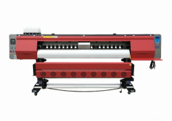 Широкоформатный экосольвентный принтер CR 18