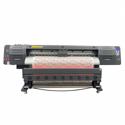 Широкоформатный экосольвентный принтер CR18 ( 1,8 метра )