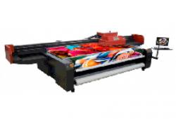 Планшетный УФ-принтер Flora PP2512UV